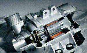 बीएमडब्ल्यू के इलेक्ट्रॉनिक वॉटर पंप के बहुत सारे फायदे हैं और इससे ईंधन की बचत हो सकती है