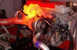 इंजन सहायक शीतलक पंप क्या है?